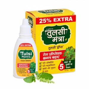 Dr.Juneja's Tulsi Mantra Tulsi Drops, 25ml