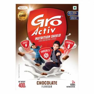 Groactive Nutrition Shield Chocolate, 400gm