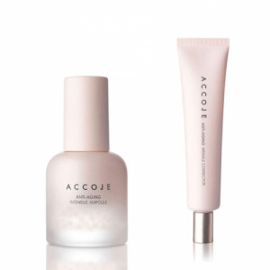 Accoje Anti - Aging Intensive Ampoule + Anti - Aging Wrinkle Corrector, 60ml