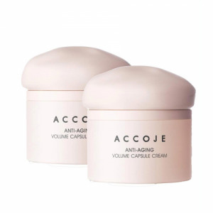 Accoje Anti - Aging Volume Capsule Cream, 50ml (Pack Of 2)