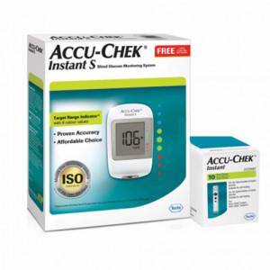 Accu-Chek Instant S Blood Glucose Meter