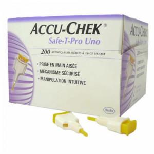 Accu-Chek Safe T Pro Uno