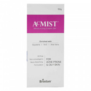 Acmist Moisturizing Gel, 50gm