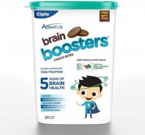 ActivKids Brain Boosters, 30 Choco Bites