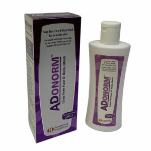 Adonorm Face & Body Wash, 200ml