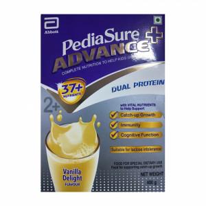 PediaSure Advance Plus Vanilla Delight Refill Pack, 400gm