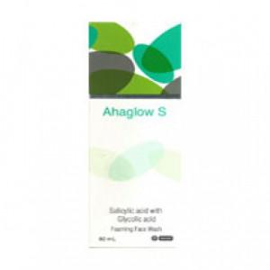 Ahaglow S Foaming Face Wash, 60ml