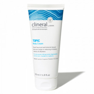 Clineral TOPIC Body Cream, 200ml