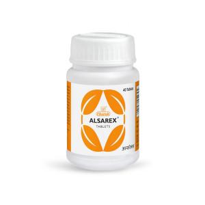 Alsarex, 40 Tablets