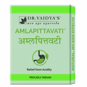 Dr. Vaidya's Amlapittavati, 24 Pills (Pack Of 3)