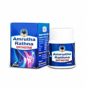 Amrutha Rathna Orthotab, 30 Tablets
