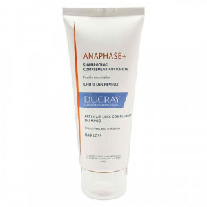 Ducray Anaphase+ Anti Hair Loss Complement Shampoo, 100ml