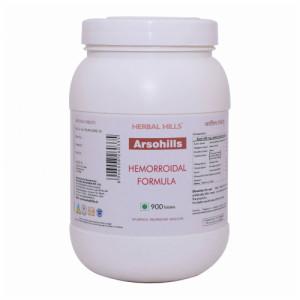 Herbal Hills Arsohills, 900 Tablets