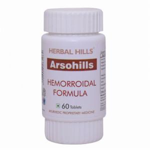 Herbal Hills Arsohills, 60 Tablets