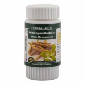 Herbal Hills Ashwagandhahills, 60 Capsules
