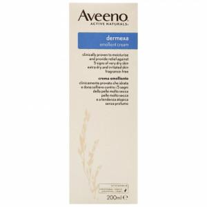 Aveeno Dermexa Moisturizing Cream, 200ml