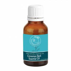 Avnii Organics Pure Cinnamon Bark Essential Oil, 15ml