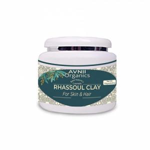 Avnii Organics Rhassoul Clay Powder, 170gm
