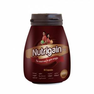 Nutrigain Plus, 60 Capsules
