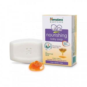 Himalaya Baby Nourishing Soap, 75gm