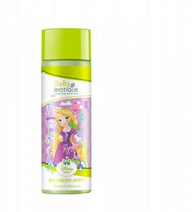 Biotique Bio Green Apple Baby Princess Tearproof Shampoo, 190ml