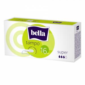 Bella Tampo Easy Twist Super, 16 Pieces