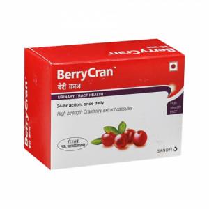 Berrycran Softgels, 10 Capsule