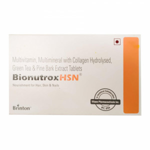 Bionutrox HSN, 10 Tablets