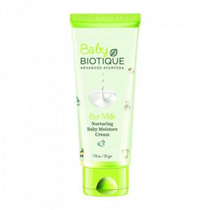 Biotique Bio Milk Nuturing Baby Moisture Cream, 50gm