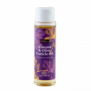 Bipha Ayurveda Almond & Olive Cuticle Oil, 30ml
