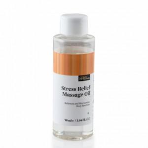 Bipha Ayurveda Stress Relief Massage Oil, 90ml