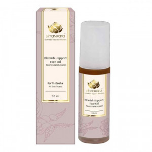 Shankara Blemish Support Face Oil, 30ml