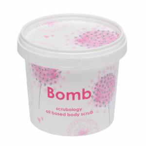 Bomb Cosmetics Scrubology Oil Body Scrub, 400gm