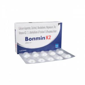 Bonmin-K2, 10 Tablets