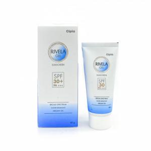 Rivela Gel Sunscreen SPF30+, 60gm