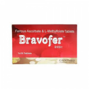 Bravofer, 10 Tablets