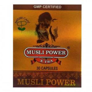 Musli Power Xtra, 30 Capsules
