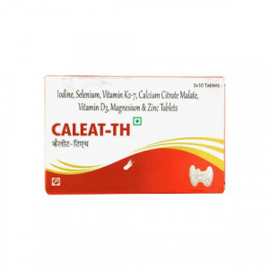 Caleat-TH, 10 Tablets
