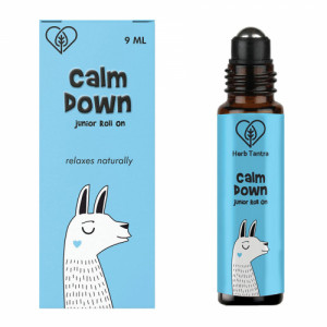 Herb Tantra Calm Down Junior Roll On, 9ml