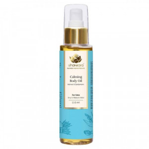Shankara Calming Body Oil, 110ml