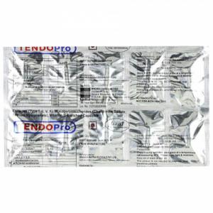TendoPro, 10 Capsules