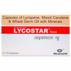 Lycostar New, 10 Capsules