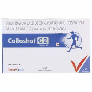 Collashot C2, 10 Capsules