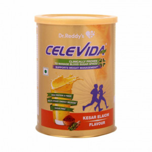 Celevida Nutritional Powder - Kesar Elaichi, 400gm