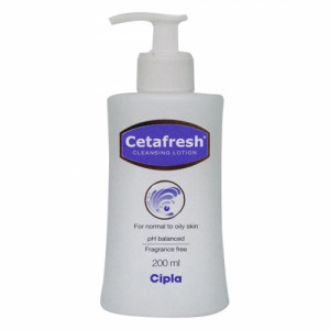 Cetafresh Cleansing Lotion, 200ml