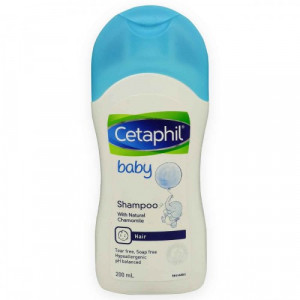 Cetaphil Baby Shampoo, 200ml