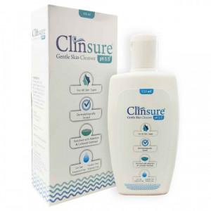 Clinsure Gentle Skin Cleanser, 125ml