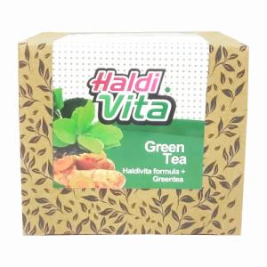 Haldivita Green Tea, 25 Bags