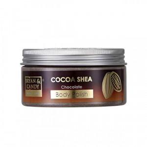 Bryan & Candy Cocoa and Shea Sugar Body Polish, 200gm