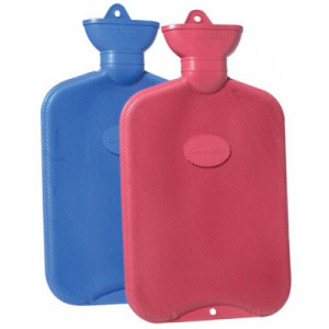 Coronation Hot Water Bottle - Junior Plain
